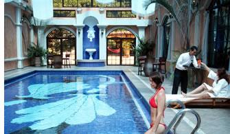 Le club de vacances Valle Escondido possède la plus grande variété d'installations pour ces clients à Boquete