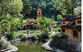 Le club de vacances de Valle Escondido offre tout le confort et les commodités dont vous pourriez avoir besoin